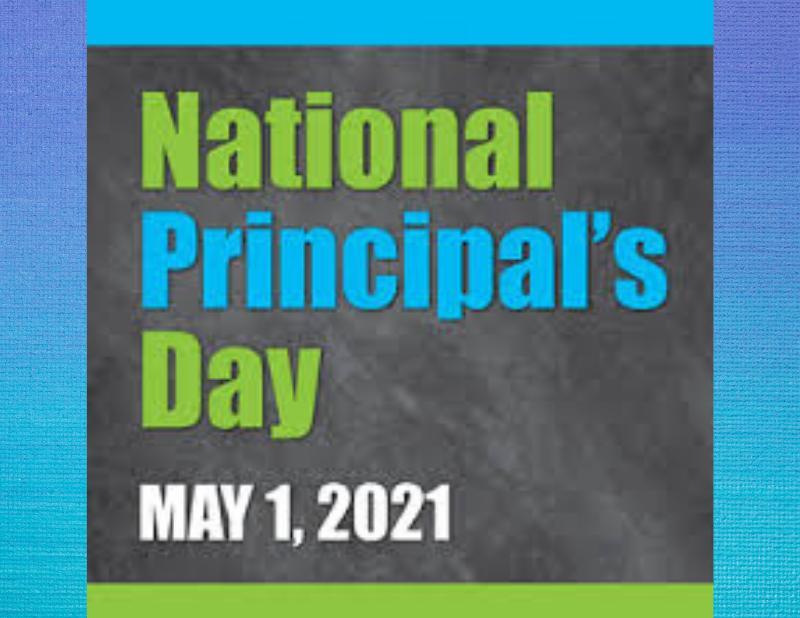 Celebrating Our Principal! Thumbnail Image