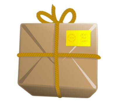 box graphic