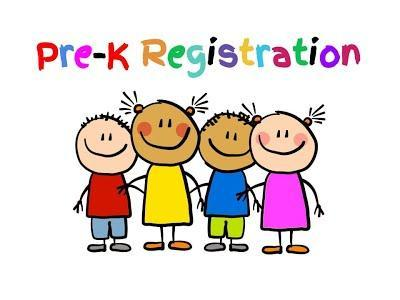 Pre-K3 / Pre-K4 Early Registration is approaching! (Pre-registration for the 2019-2020 school year) Thumbnail Image