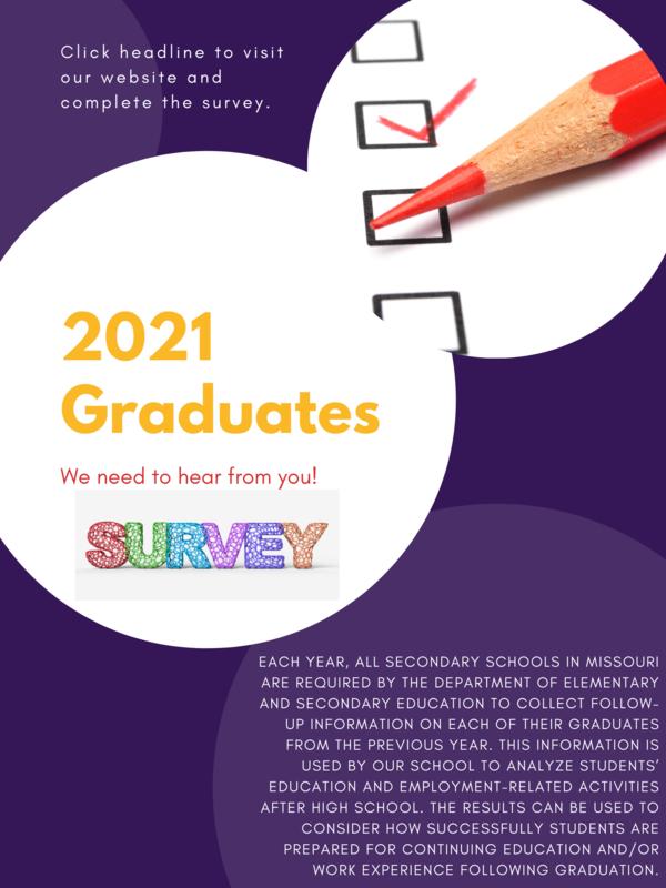 2021 Graduate Survey Featured Photo