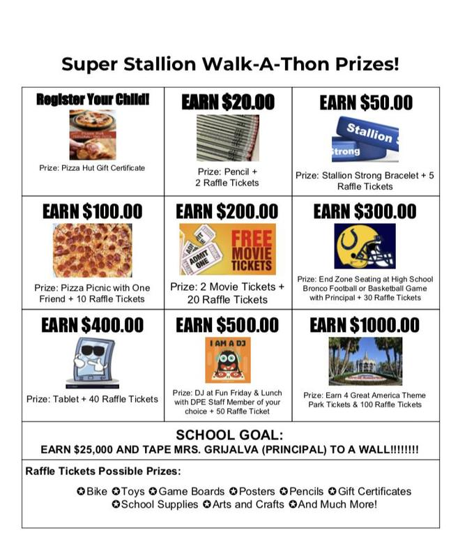 Our First Annual Walk-a-thon is on October 25 Featured Photo