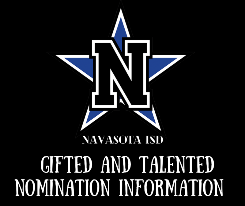 Navasota ISD will be accepting nominations for the Gifted and Talented Program Featured Photo