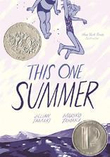 Cover for the book This One Summer