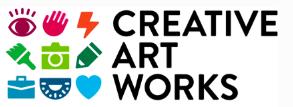 CREATIVE ART WORKS LOGO