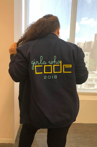 Girls who Code Internship