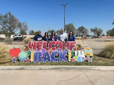 Welcome Back, 6th Grade! Thumbnail Image