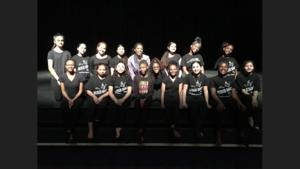 Decker Middle School Dance Team