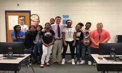 Needwood Middle School Teacher of the Year 2019-2020 Featured Photo