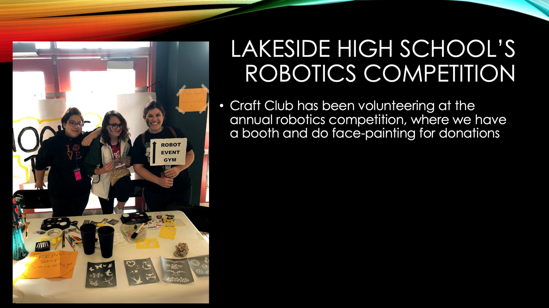 Robotics Support