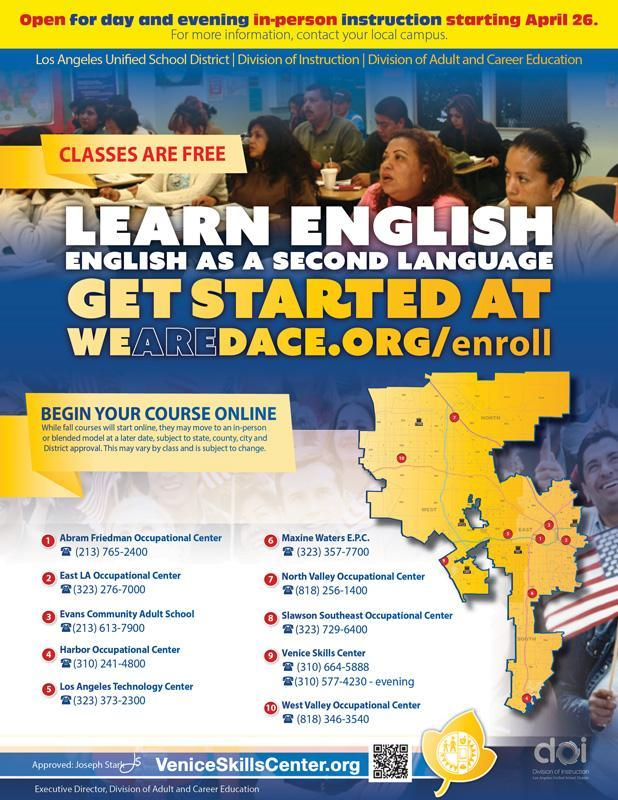 Learn English Featured Photo
