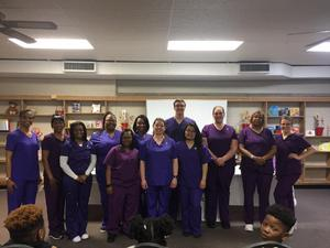 Lexington County School District Three's Lifelong Learning Center held a graduation ceremony for its Certified Nursing Assistant program completers on Thursday, March 14th.