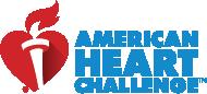 American Heart Challenge logo
