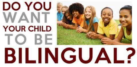 Do You Want Your Child to be Bilingual