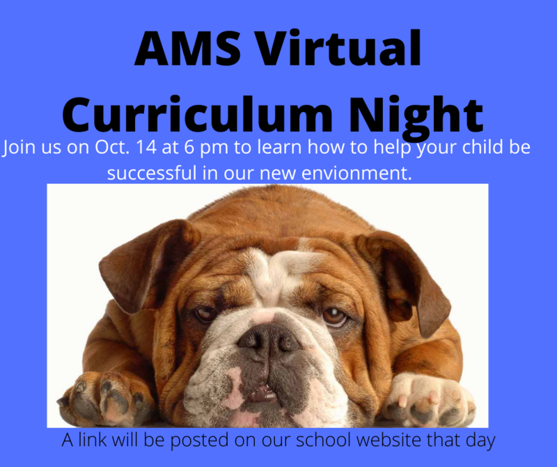 Virtual Curriculum Night Featured Photo