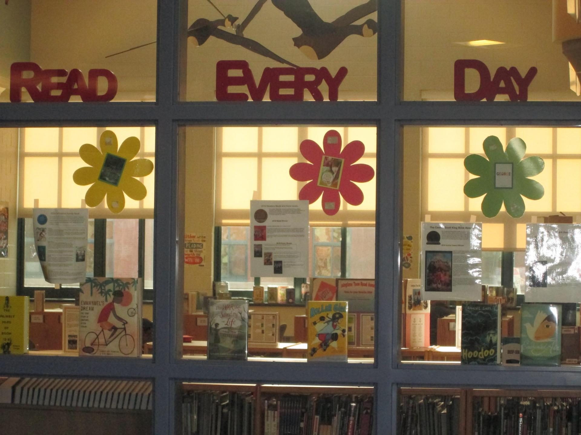 KMS Library Window