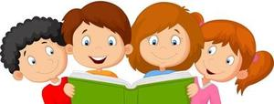 Image of kids reading