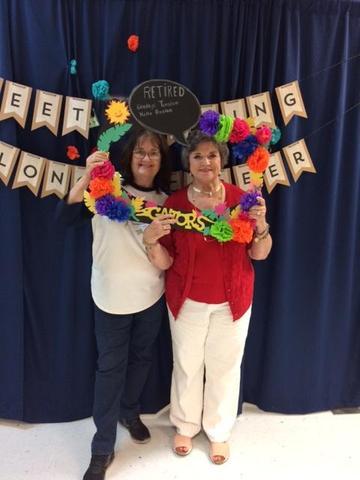 Mrs. Blackwell and Mrs. Murphy