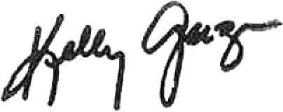 Superintendent's signature