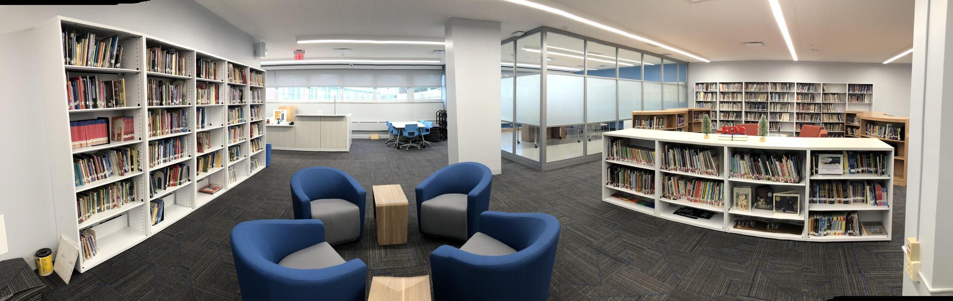 Library panorama