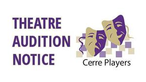 Theater Audition Notice