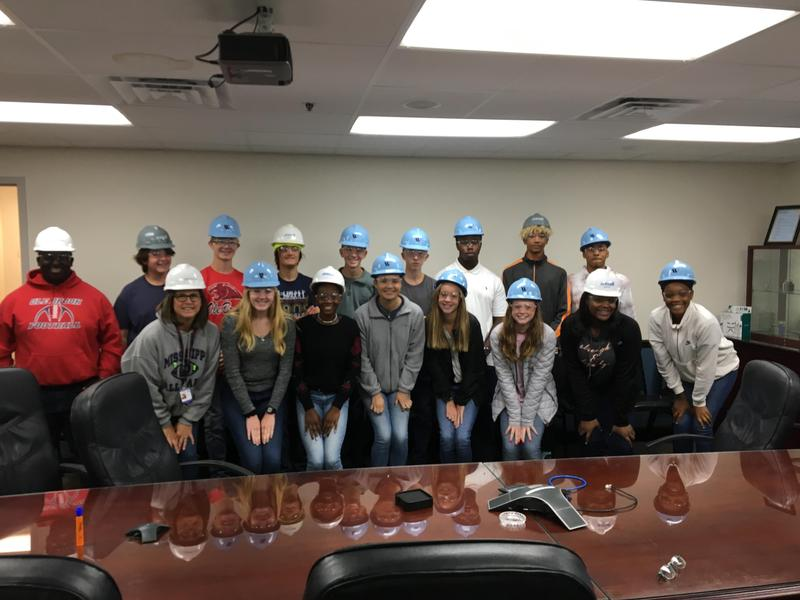Polymer Science trip to West Lake Chemical in Gallman, Mississippi Thumbnail Image