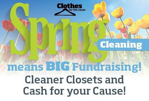 Clothes for The Cause logo