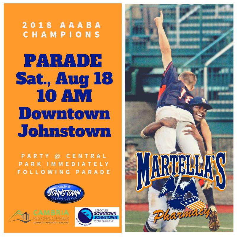 2018 AAABA Championship Parade Thumbnail Image