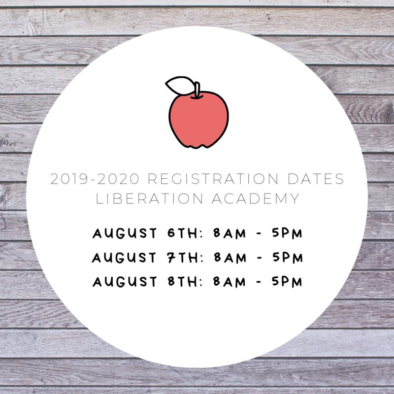 2019-2020 Registration Dates Featured Photo