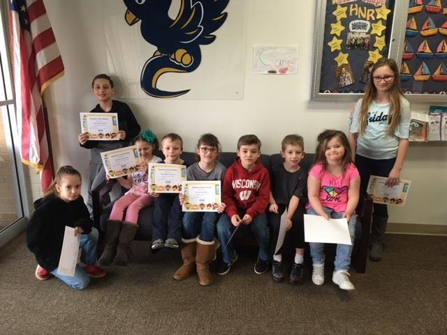 CONGRATS to our FEBRUARY Students of the Month! Featured Photo