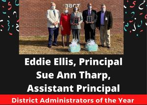 Administrators of the Year