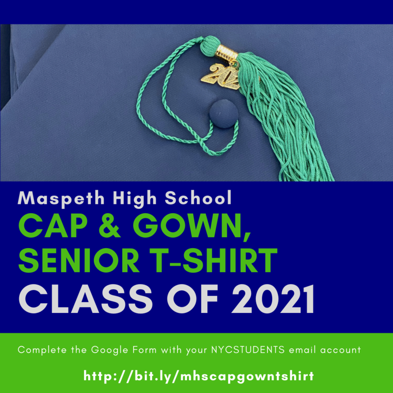 Cap and Gown, Senior T-Shirt