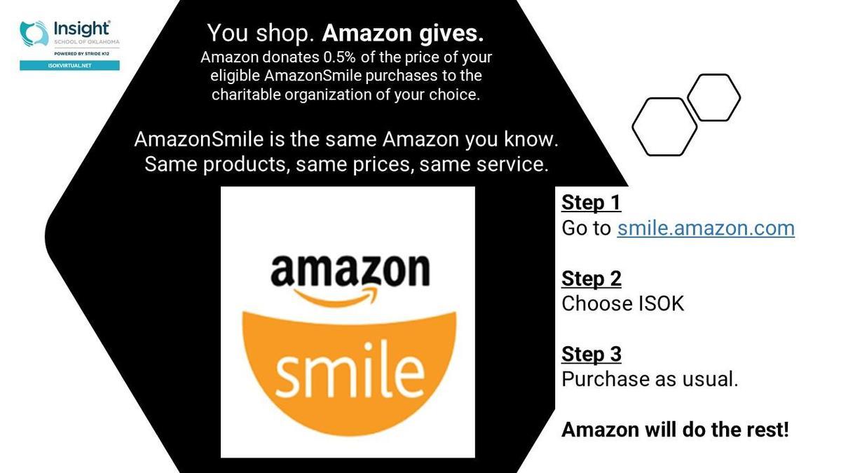 graphic - Amazon Smiles
