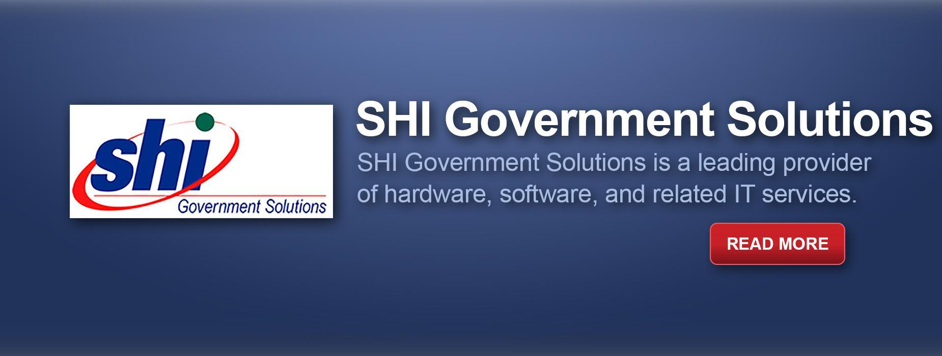 SHI Government Solutions, Read more