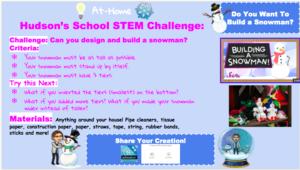 Challenge criteria