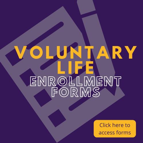 Voluntary Life Insurance Enrollment Forms