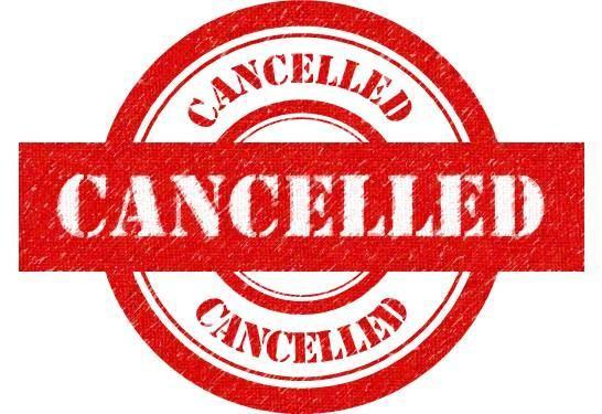 June 27 Executive Meeting Cancelled Featured Photo