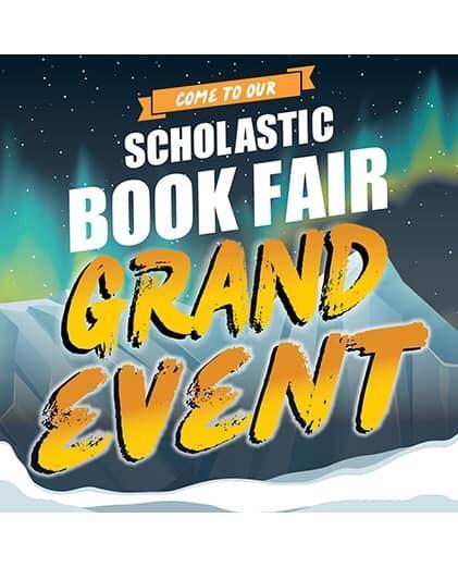Scholastic Book Fair Grand Event