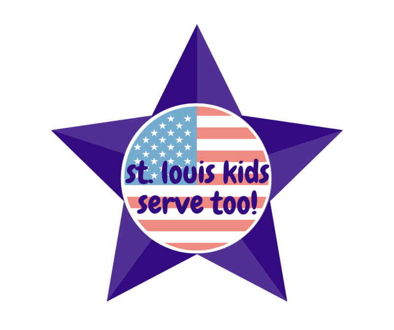 St. Louis Kids Serve Too! Featured Photo