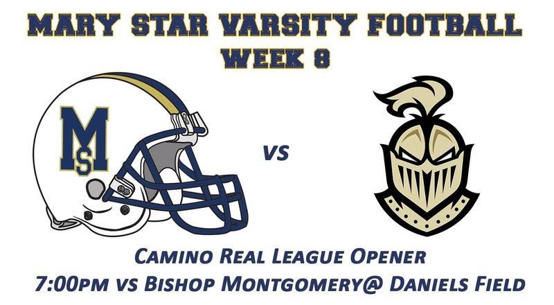GAME SUSPENDED! Week 8: MSHS vs Bishop Montgomery Featured Photo