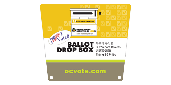 ballot drop box image