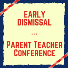 Riverview: Early Dismissal (1 Hour Early) and Parent/Teacher Conferences, Wednesday and Thursday, February 3 & 4. No School, Friday, February 5. Featured Photo
