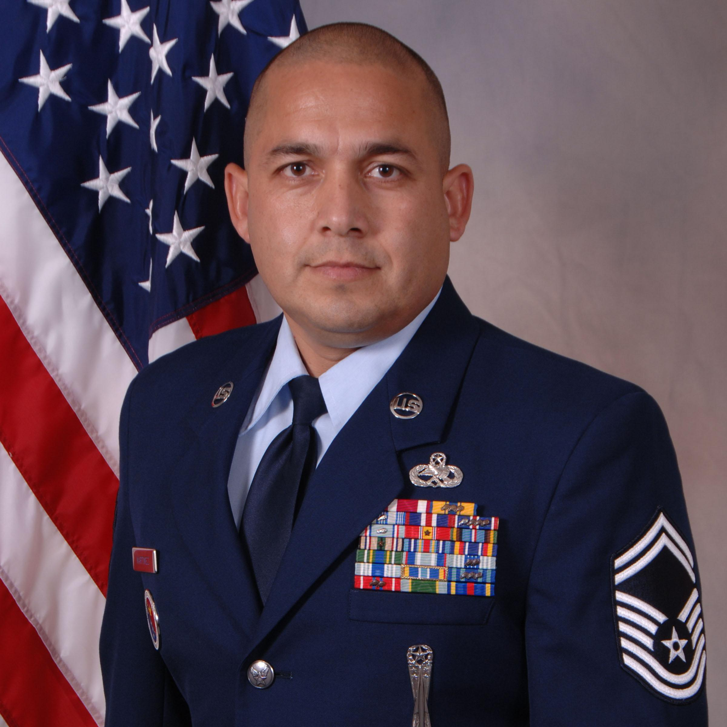 Esteban Martinez, SMSgt, USAF (Ret)'s Profile Photo