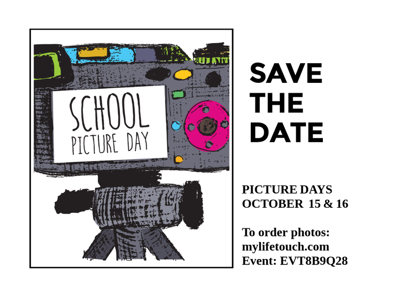 Picture Days: October 15 and 16 Featured Photo