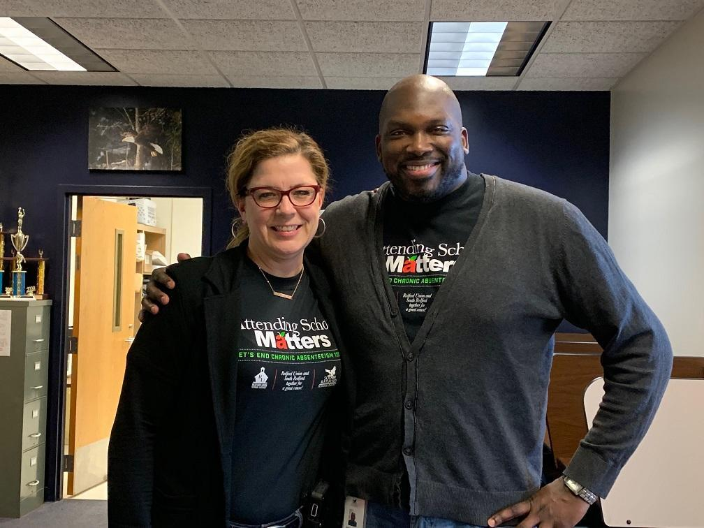 Mrs. Harris & Mr. Smith