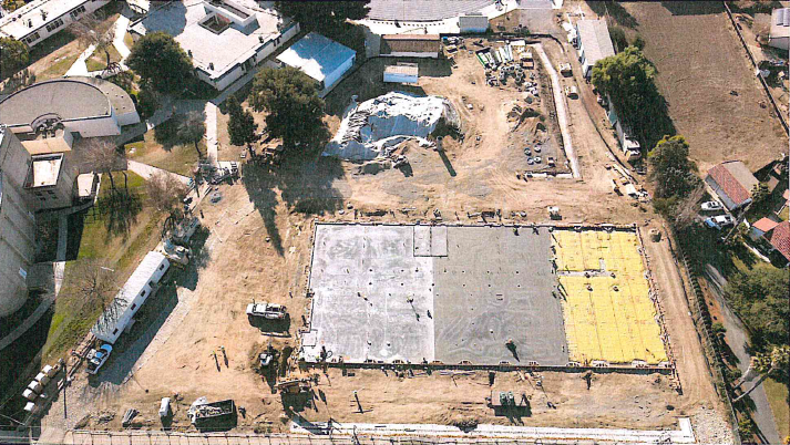 Picture of KCHS Construction