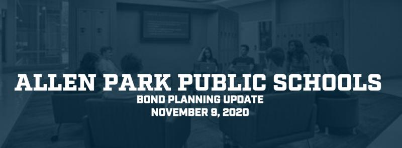 2021 Bond Update