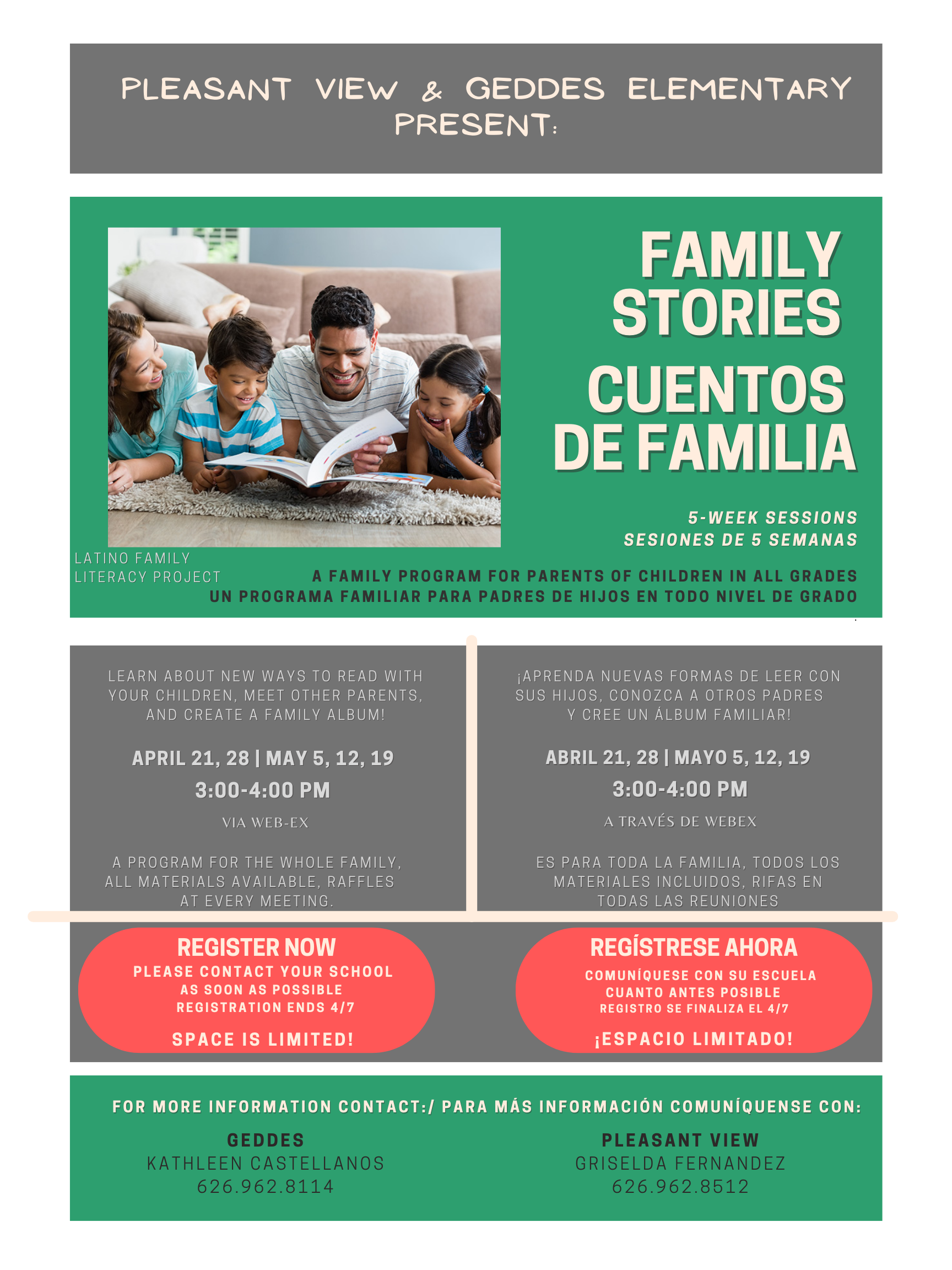 Latino Family Lit Project