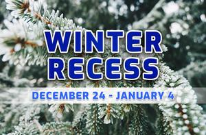 Winter Recess