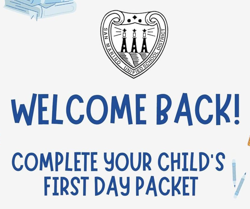 2021 First Day Packet Due August 8 Thumbnail Image