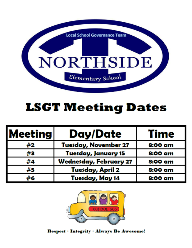LSGT Meeting Dates Featured Photo